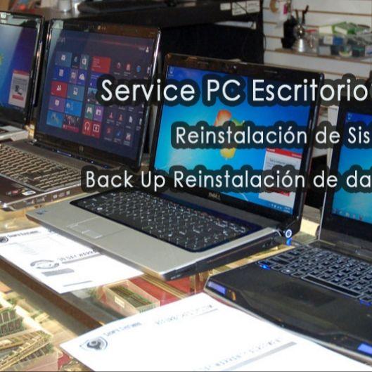 Diego Service PC